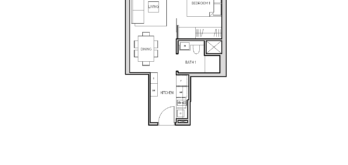 midtown-bay-Floor-Plan-1-bedroom-A1-singapore