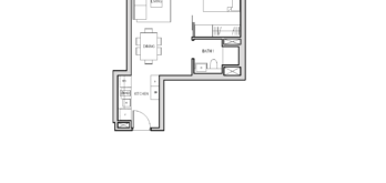 midtown-bay-Floor-Plan-1-bedroom-A3-singapore