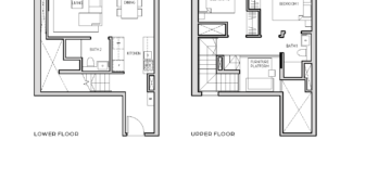 midtown-bay-Floor-Plan-2-bedroom-duplex-B2-DP-singapore