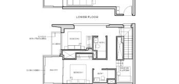 midtown-bay-Floor-Plan-3-bedroom-duplex-B1-DP-singapore
